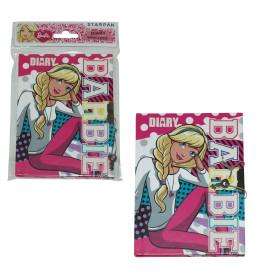 Dnevnik Barbie 15x11cm