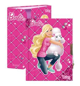 Dnevnik Barbie 20x14,5cm