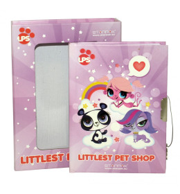 Dnevnik Littlest Pet Shop 17x1