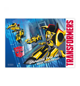 Blok za crtanje Transformers