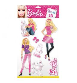 Zidne naljepnice Barbie