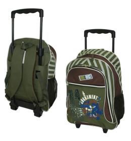 Školska torba na točkovima 2 v