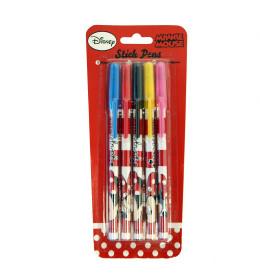Minnie hemijske olovke u boji,