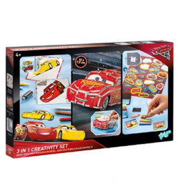Cars 3 Kreativni set