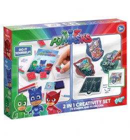 PJ Masks 2u1 kreativni set