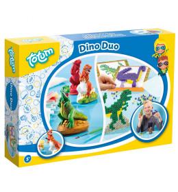 Dino set 2 u 1