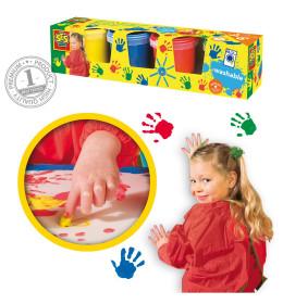Boje za bojenje prstima- 4 boj