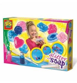 Glitter set za izradu sapuna