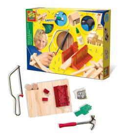 Drveni tehnički set