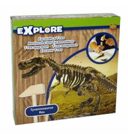 Iskopaj T-rex-a
