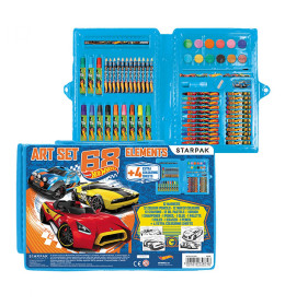 Set za bojanje 68d. Hot Wheels