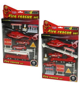 Vatrogasna služba, set