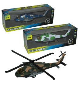 Met.Helikopter 1:96 zvuk,svije