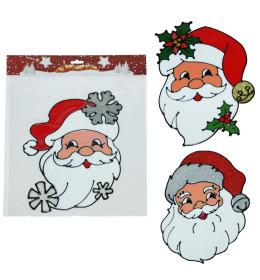 Božićna nalepnica 3 vrste