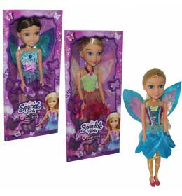 Sparkle lutka Fairy 50 cm