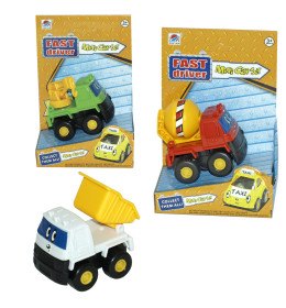 Kamion, 3 vrste