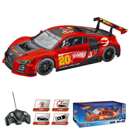 Hot Wheels R/C AUDI R8 LMS 1:1