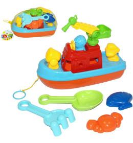 Čamac + set (4kom)