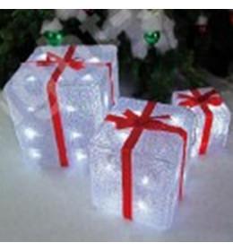 Svetleće poklon kutije LED set