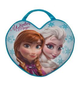 Frozen jastuk srce s ručkom 36