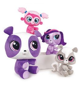 Littlest Pet Shop 24 cm, 4 sor