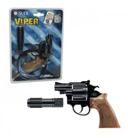 E. Viper pištolj s pri 20,3cm,