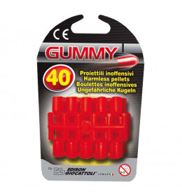 Gummy Blister 40 soft