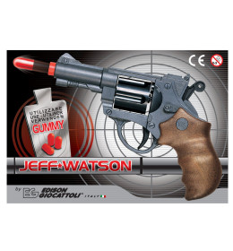 Gummy Gun Jeff Watson 19 cm, 1