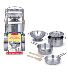 M&D: Pots & Pans Set