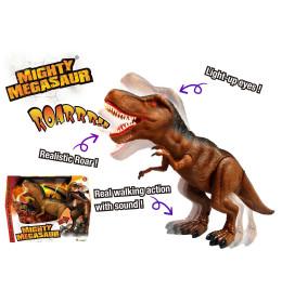 Dinosaur, hoda, bat.