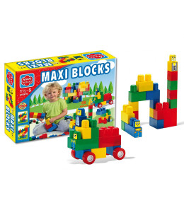 Kocke Maxi blocks , 56 kom