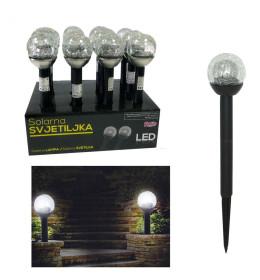 Solarna ubodna svetiljka,LED 6