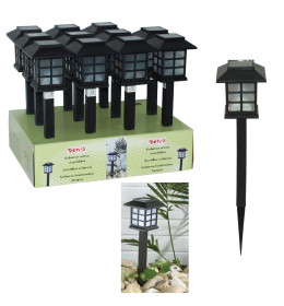 Solarna ubodna svetiljka, LED