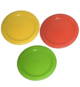 Set plastičnih tanjira 6/1